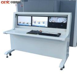 デュアルビューマルチエネルギー X 線セキュリティ検査装置