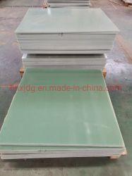 Los materiales de aislamiento térmico de alta tensión y resistencia de resina de epoxi Fibra de Vidrio Laminado de tela hojas/ transformador de las hojas de FR4