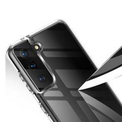 Crystal Clear TPU silicona suave cubierta fina de gel de Slim Funda de teléfono de Samsung Galaxy S30ultra/S21ultra