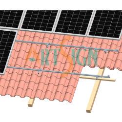 기와 지붕 태양 장착 브래킷, 홈 태양 장비