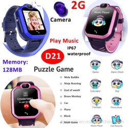 Hot Sale 2021 Universal Kids niños impermeable IP67 Juegos Smart Ver teléfono