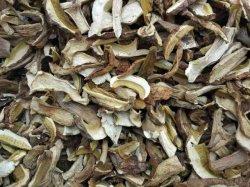 Neues Getreide trocknete Porcini Scheibe, den getrockneten essbaren Bolete, getrockneter Boletus