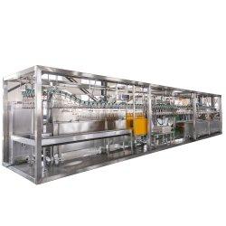 Pequeña capacidad 300 - 500 de la HPB las aves de corral pollo Pato equipos de la línea de sacrificio compacto