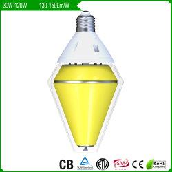 Новая запатентованная технология источник света 120W TUV CB Nano бежали/светодиодные лампы для кукурузы для станции метро площадь