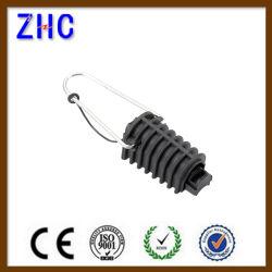 Morsetto di tensione per ancoraggio in plastica ignifugo nero UV 16 mm2 per Cavo bundle antenna