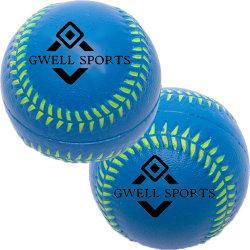 8pulgadas mayorista Fabricante de ocio deportivo el béisbol béisbol de la espuma de goma suave