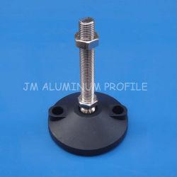 Выравнивание нагрузки тяжелых ног пластика в стальной болт M20