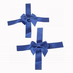 منتجات جيدة الشريط اللامع الأزرق الثنية