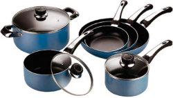 Non-Stick Cookware Set K12set-04 (het gebraden gerechtpan van de sauspot/wokpan/sauspan)