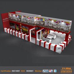 Generador de soporte para el país en el Citm Pabellón Feria