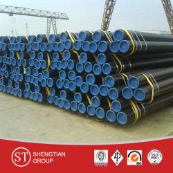 Carcasa de acero al carbono de aceite y el tubo de tubos