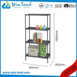 Bestes Angebot durchlöcherte 4 Reihen durchlöcherten Bildschirmanzeige-Zahnstangen-Standplatz für Küche