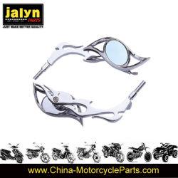 Vite M8 o M10 dello specchio del motociclo placcata bicromato di potassio