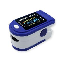 Bluetooth медицинского кислорода в крови цветной OLED-Metene 500dl FDA одобрил Fingertip пульсоксиметрии пальцев