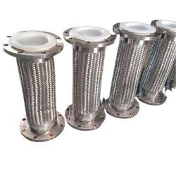 Fio flexível de aço para utilização industrial de PTFE Mangueira trançada*