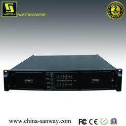 Sanway Fp20000q D20q 4 Audioendverstärker des Kanal-4X4000W, DJ-Berufsaudioendverstärker für 18 Zoll Subwoofer