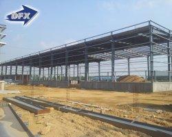 Construções prefabricadas de aço incorporados material de construção rápida Bar Armazém