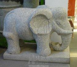 ديكور حديقة الحجر الحيواني الفنى