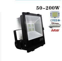 Haut de gamme de panneaux publicitaires CREE LED projecteur 100W