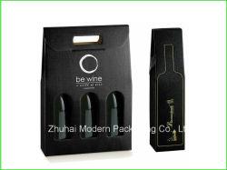Fabricant OEM de bonne qualité du vin en carton ondulé Emballage /boîte de Vin