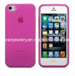 Case série TPU rosa para Apple iPhone5 ,para iPhone - Acessórios para iPhone acessório protector iPhone caso Protector iPhone caso iPhone caso (Pip-009)
