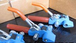 Rostfreie Stee Brücke-oder Kabelbinder-Hilfsmittel-Band-Schelle-Hilfsmittel