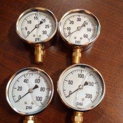 Jauge de pression pour le lavage haute pression