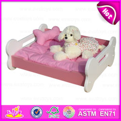 2015 het Goede Bed van de Hond van de Prinses van de Prijs, het Mooie Roze Bed van de Hond van de Vorm van de Stijl van de Prinses, het Nieuwe Bed Van uitstekende kwaliteit van het Huisdier van de Prinses voor Honden W06f007A