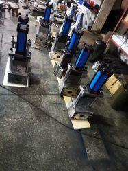 تغيير شاشة ماكينة الطرد البلاستيكية بنظام - اللوحة - الشاشة الهيدروليكية من النوع المبدل