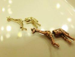 Accessoires- Girafe Fashion Earring