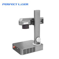 جهاز علامة ليزر معدني Mini 20 واط لسطح الطاولة