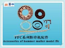 De Vervangstukken van uitstekende kwaliteit voor de Rijstfabrikant van de Machines van de Verwerking van de Korrel, Korenmolen, de Molen van de Schijf, de Molen van de Hamer enz.