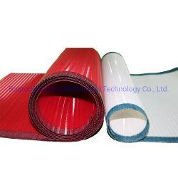 Gute Qualitätschinesisches Hersteller-Polyester-Gewebe-Ineinander greifen-Förderband für das Web ehemalig Spunbond Meltblown von der Vliesstoff-Maschine