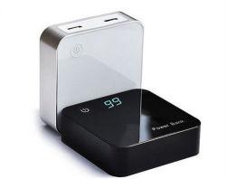 Portable USB 6600mAh Banque d'alimentation de batterie externe pour Smart Phone