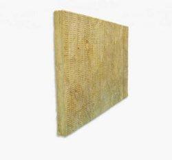 O melhor preço 120kg/m3 isolamento de lã mineral Lã de Rocha Board