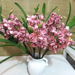 Directa de Fábrica Hotel decoración FLORES ARTIFICIALES flores artificiales de 3D verdadero toque Whelan
