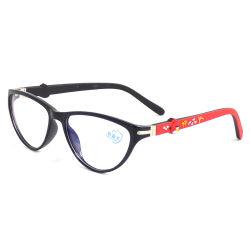 Синий индикатор блокировки очки для детей в компьютерных играх видео очки для девочек мальчиков старше 3-12, утомляемость глаз