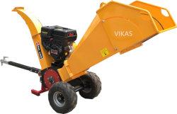 Schneiden 12cm beweglicher Garten Werkzeug Baum Zweig Log ATV Holz Hackschnitzel mit leistungsstarkem 15 PS Benzin-/Dieselmotor (CE-Zertifikat)