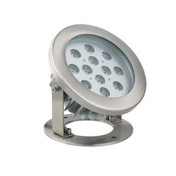 De duurzame LEIDENE Openlucht Lichte OnderwaterLamp van de Fontein