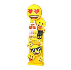Яркий цветной дизайн розничной торговли с радостью магазинов выбрать смешайте конфеты Напольная Standee