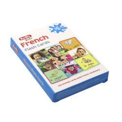 플래시 카드를 배워 주문 인쇄된 아이들 영불 연구 결과 아기