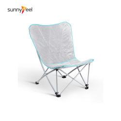 Cadeira Dobrável almofadado sofá chaise cadeira borboleta