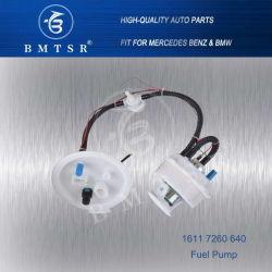 BMW용 고품질 연료 펌프 어셈블리 모듈 전체 세트 5 시리즈 F06 F07 F10 F11 F12 OEM 16117260640