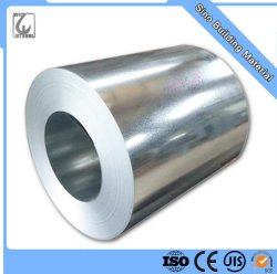 Dx51D de alta resistencia Gi bobinas de acero galvanizado recubierto de zinc para paneles industriales
