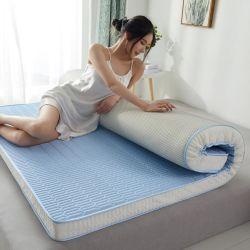 Армии из пеноматериала памяти коврик Двойные складные толщиной 12см односпальная кровать