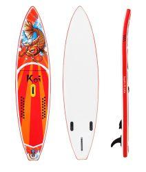 Almofada Insuflável Sup Híbrido durável Stand up Paddle Board
