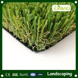 Haltbarer UV-Widerstand Kundenbezogenheits-wasserdichter gefälschter Rasen-Handelsrasen-Dekoration für Ausgangs-u. Garten-synthetisches künstliches Gras