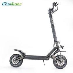 Duas rodas em movimento rápido, Scooter elétrico dobrável off road Scooter eléctrico Motor Duplo