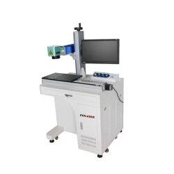 ماكينة وضع علامة الألياف ماكينة وضع علامة الليزر ماكينة وضع علامة الليزر ماكينة ثلاثية الأبعاد Dynamic Color Mopa 100 واط Jpt Color 60W 30W 50W المكسيك