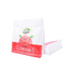 MOQ Imprimir Ziplock bajo el logotipo de la bolsa de plástico embalajes